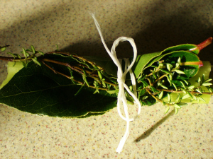 This is a bouquet garni